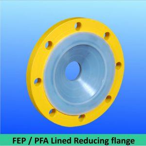 reducing flange